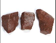 Анальцимолит, коллекционный образец  в ассортименте, Хакассия (35-45 мм, 32-37 г) №21357