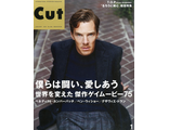 CUT Magazine January 2015 Benedict Cumberbatch Cover, Японские журналы, Benedict Cumberbatch SHERLOC