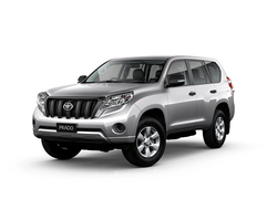 Чехлы на Toyota Land Cruiser Prado 150 (2013-2016) рестайлинг