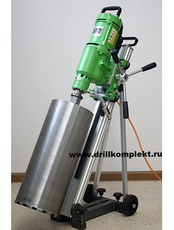 установка алмазного бурения drillkomplekr 300 optimum x