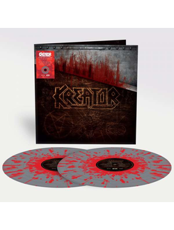 Kreator - Under the Guillotine 2-LP