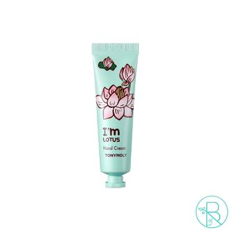 Крем для рук Tony Moly Im Lotus Hand Cream