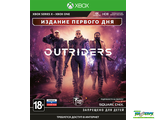 Outriders. Day One Edition (New)[Xbox One, русская версия]
