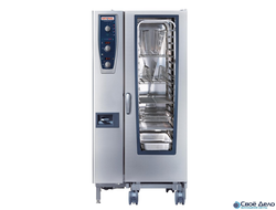 Пароконвектомат Rational Combi Master® Plus CM201 Gas (автоматическая мойка)