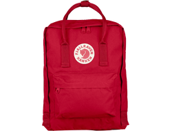 Рюкзак Fjallraven Kanken Deep Red (No.2)