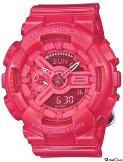 Часы Casio G-Shock GMA-S110CC-4A
