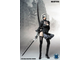 Андроид 2B Nier: Automata ФИГУРКА 1/6 Cosplay Sexy Robot Head Sculpt Costume Set (SET015) SUPER DUCK