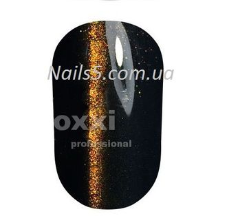Гель-лак  Super cat eye  Gold  Oxxi №1