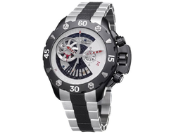Zenith Defy Xtreme Open Chronograph Black Titanium Men's Watch
