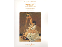 Boieldieu Concerto for Harp and Orchestra - Piano version