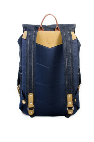 Рюкзак Parm Flip Backpack Navy