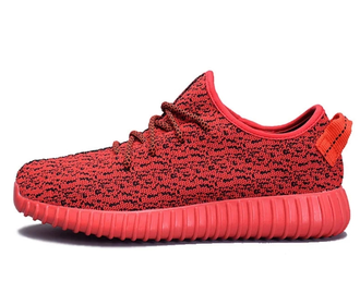 КРОССОВКИ ADIDAS YEEZY BOOST 350 RED