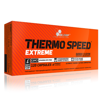 Olimp THERMO SPEED® EXTREME MEGA CAPS, 120 капс.