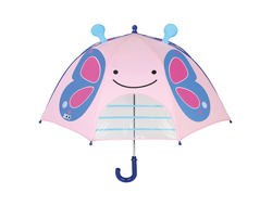 Детский зонт Skip Hop Zoobrella Little Kid Umbrella Бабочка
