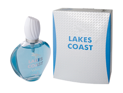 Lakes Coast White eau de toilette