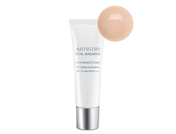ARTISTRY IDEAL RADIANCE™ CC Крем осветляющий, выравнивающий тон кожи с SPF 50