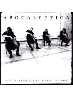 Apocalyptica - Plays Metallica By Four Cellos CD