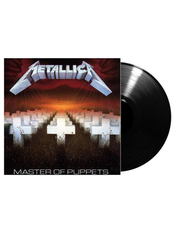 METALLICA Master of puppets LP -2017 Remastered