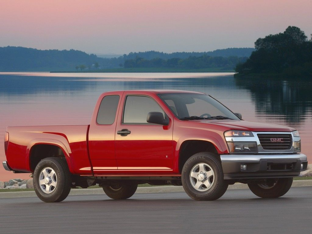 GMC Canyon сша