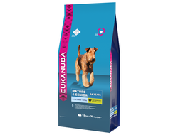 Eukanuba Эукануба Senior Large Breed Курица для собак крупных пород старше 6 лет (выберите объем)