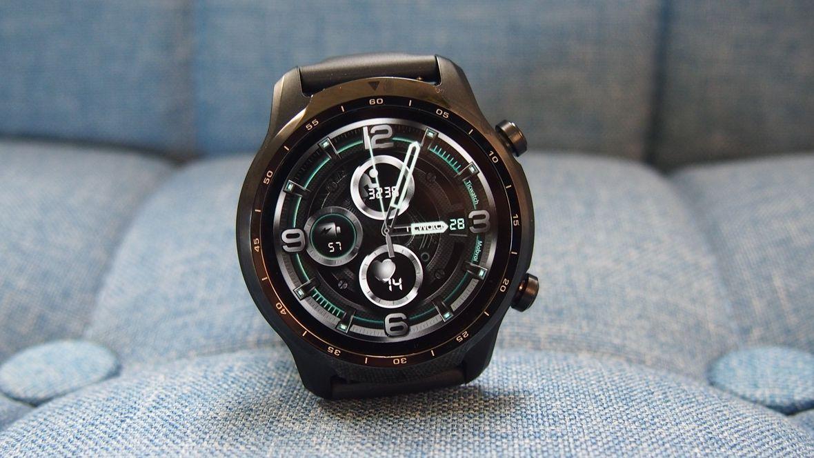 Ticwatch Pro 3 - мощное железо, слабый фитнес