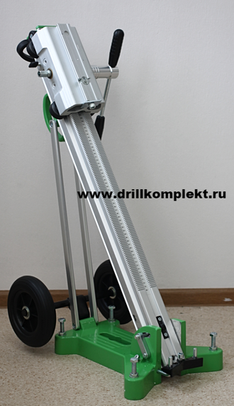Установка алмазного бурения до 350 мм Dr.Schulze DRILLKOMPLEKT 300 Optimum PLUS (Drill-35R+BDK-28)