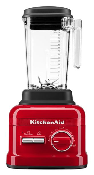 Блендер KitchenAid ARTISAN, 5KSB6060HESD, Queen of Hearts, чувственный красный