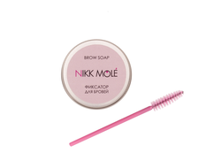 Фиксатор для бровей Nikk Mole Brow Soap