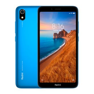 Xiaomi Redmi 7A 2/16Gb Blue Global version