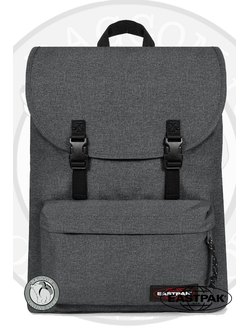Eastpak London Black Denim