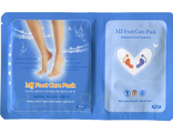 Маска для ног с гиалуроновой кислотой FOOT CARE PACK 22гр