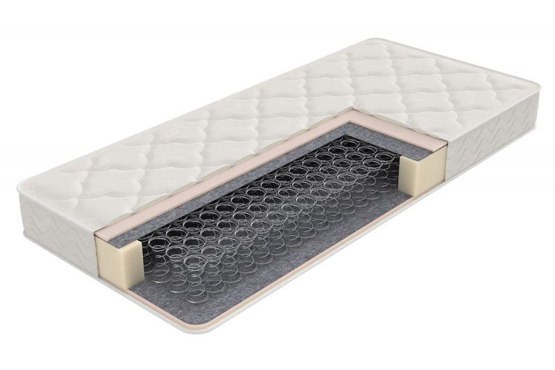 Кроватки - Матрас для детской кровати, основа - зависимые пружины