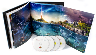 Devin Townsend - Empath - The Ultimate Edition 2-CD+2-Blu-ray