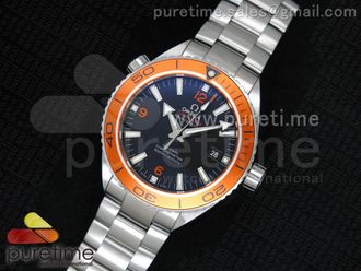 Planet Ocean Professional Orange Bezel 45mm