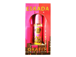 Арабские духи Al Rayan ESCADA graffity 6ml