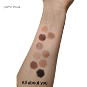 ALL ABOUT YOU PALETTE PAESE