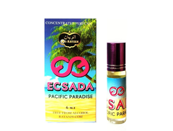 Арабские духи Al Rayan ESCADA pacific paradise 6ml