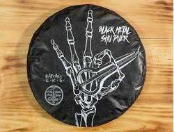 Black Metal Shu Puer 200 gram