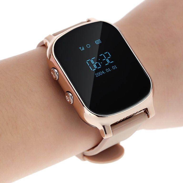 a7dd84ac8a62 T58 (GW700) gps smart watch gps часы для контроля детей