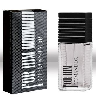 For Him Comandor eau de toilette