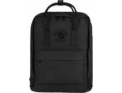 Рюкзак Fjallraven Black (Re-Kanken)