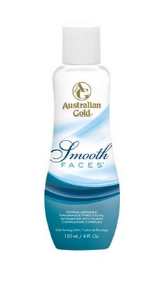Усилитель загара Smooth Faces Australian Gold
