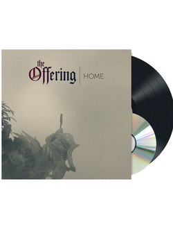 The  Offering - HOME LP+CD