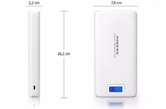 powerbank PINENG-999 20000mah