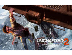 Uncharted 2: Among Thieves (Sony Playstation 3)  (ReSale)  (РУССКАЯ ВЕРСИЯ)