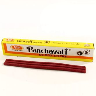Панчавати дхуп стикс (Panchavati dhoop sticks) средние