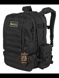 Тактический рюкзак Gongtex Diplomat Чёрный (Black)
