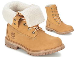 Timberland 17647 Teddy Fleece Yellow