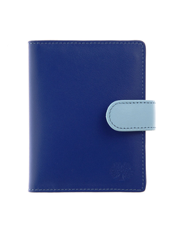 Визитница QOPER Credit card holder blue