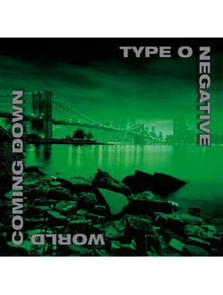 Type O Negative - World Coming Down 2-LP